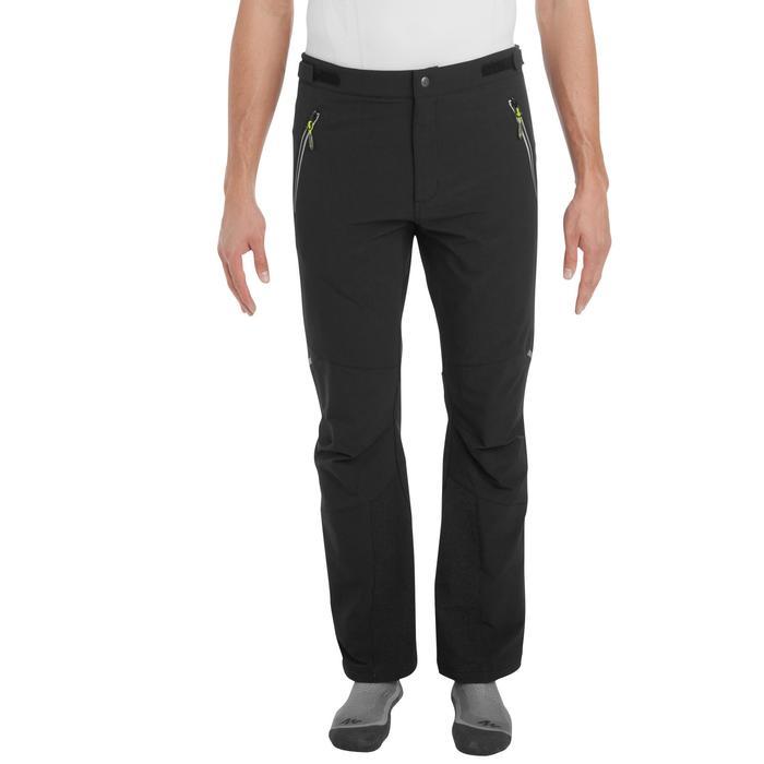 Pantalon de randonnée neige homme SH500 active chaud Noir - 345955