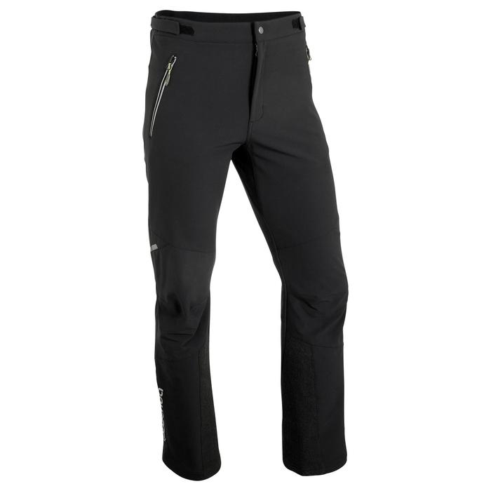 Pantalon de randonnée neige homme SH500 active chaud Noir - 345956