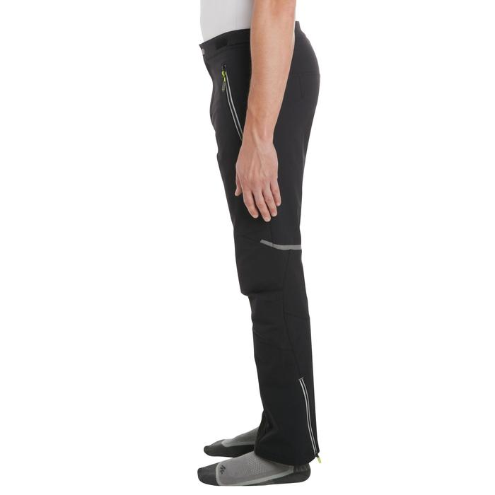 Pantalon de randonnée neige homme SH500 active chaud Noir
