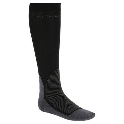 700 Adult Horse Riding Socks - Black