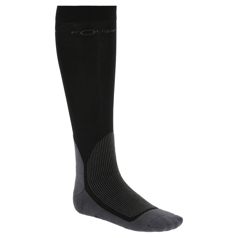 700 Adult Horse Riding Socks - Black