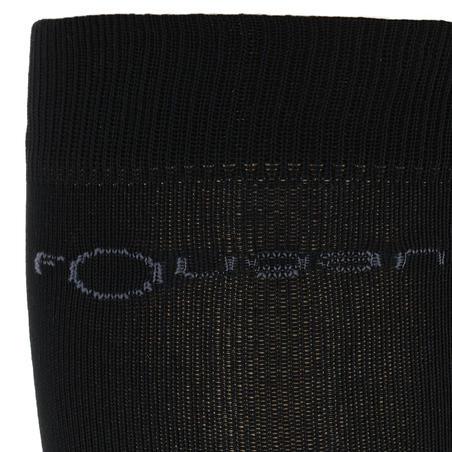 Гольфи 700 для дорослих, для кінного спорту- Чорні