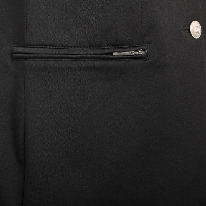 Wedstrijdjasje voor kinderen Comp500 zwart