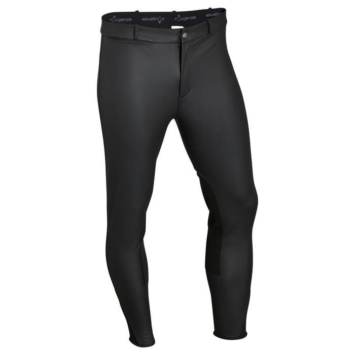 Pantalon chaud et imperméable équitation homme KIPWARM - 346317