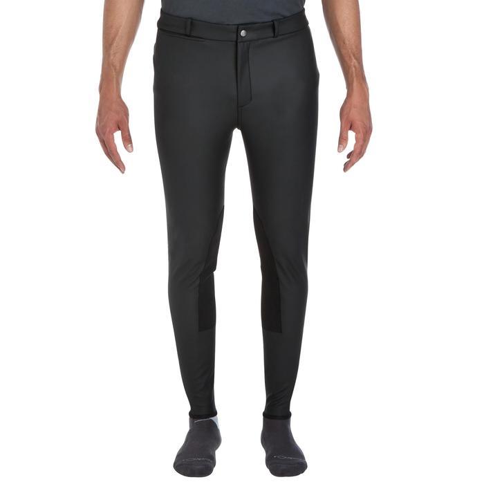Pantalon chaud et imperméable équitation homme KIPWARM - 346319