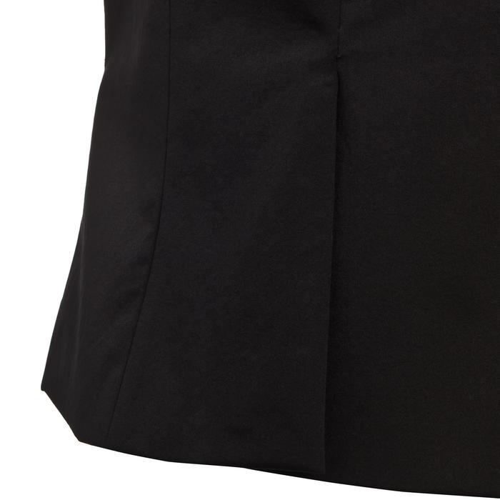 Turnierjacke 500 Damen schwarz