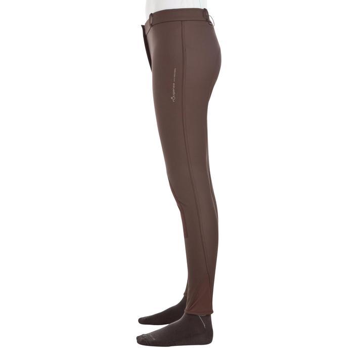 Pantalon chaud imperméable équitation enfant KIPWARM - 346428