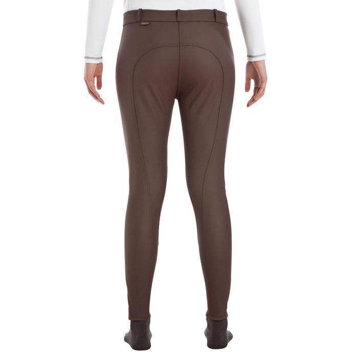 Pantalon chaud imperméable équitation enfant KIPWARM - 346429