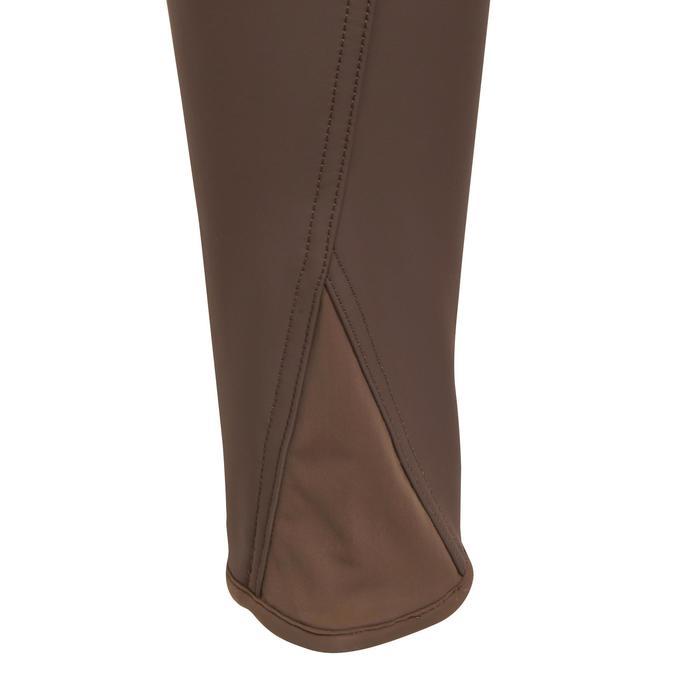 Pantalon chaud imperméable équitation enfant KIPWARM - 346433