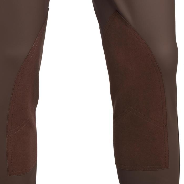 Pantalon chaud imperméable équitation enfant KIPWARM - 346434