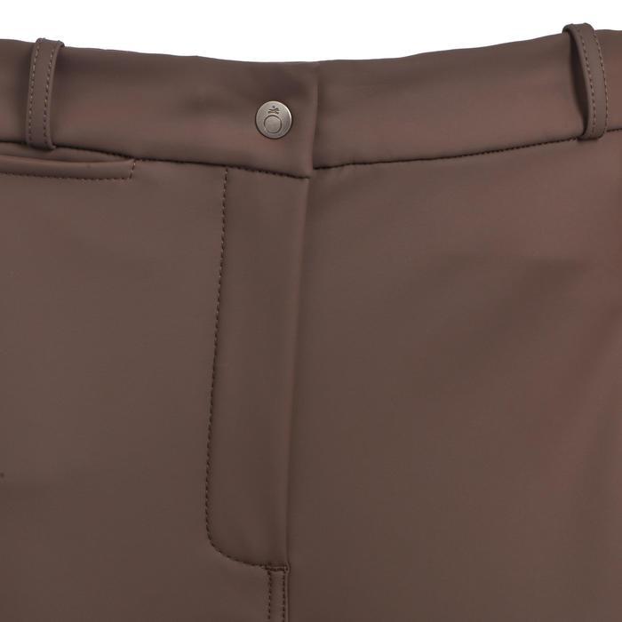 Pantalon chaud imperméable équitation enfant KIPWARM - 346436