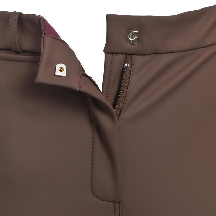 Pantalon chaud imperméable équitation enfant KIPWARM - 346437