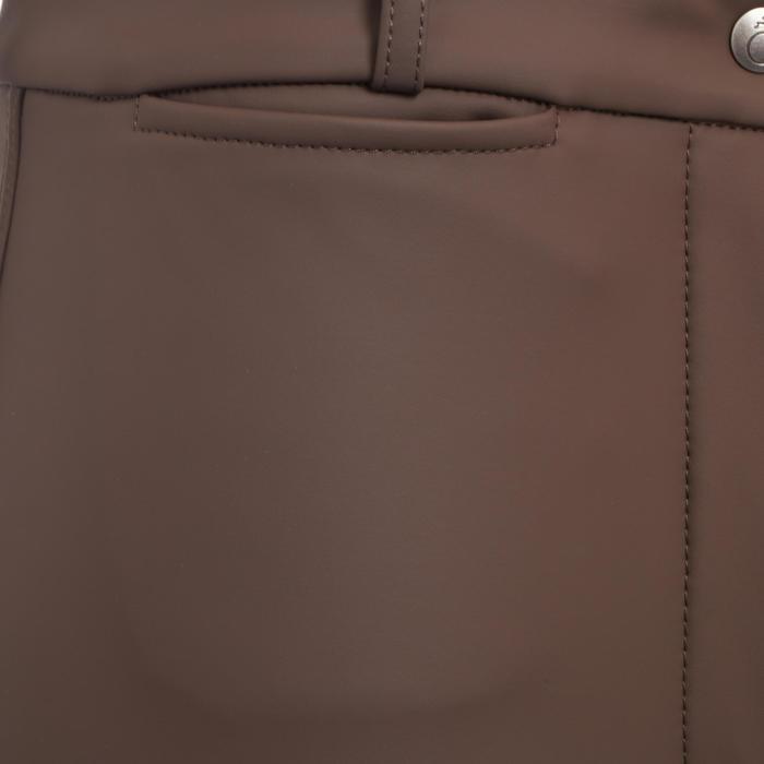 Pantalon chaud imperméable équitation enfant KIPWARM - 346438