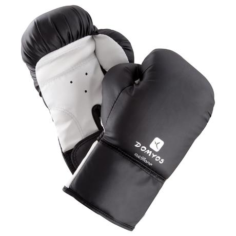 Punching ball gants de boxe enfant domyos by decathlon - Gants chauffants decathlon ...