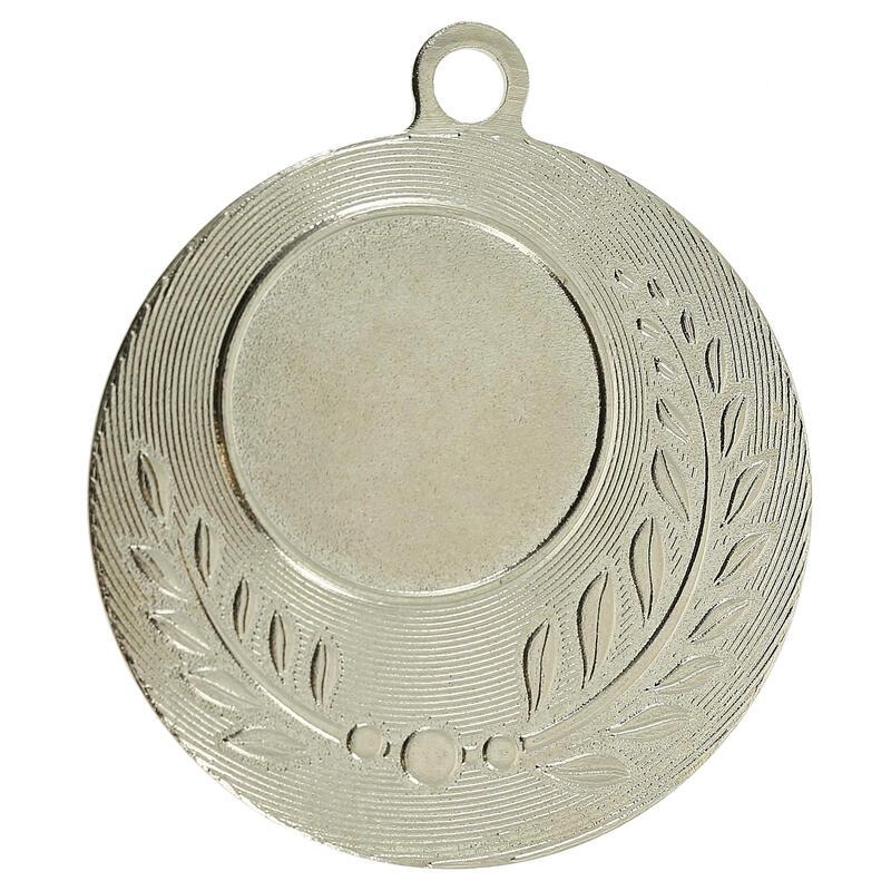 Medalla Deportiva 50 mm Plata