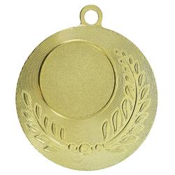MEDALHA OURO 50MM