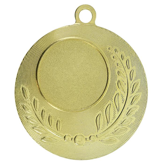 Medaille gold, 50 mm