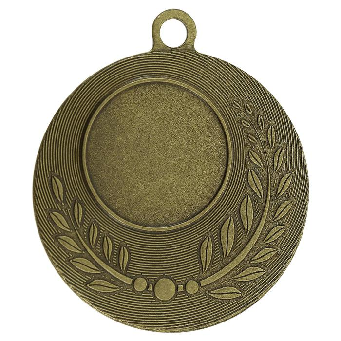 MEDAILLE BRONZE 50MM
