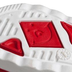 Bottes bateau B100 enfant rouge