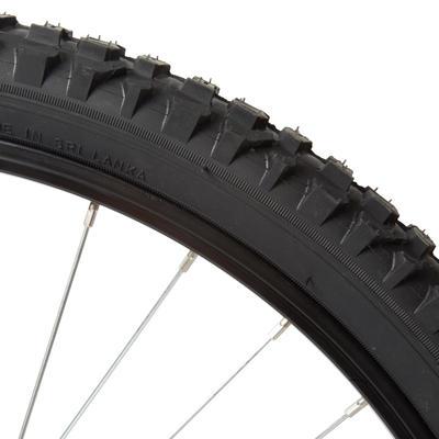 Дитячий гірський велосипед Rockrider 500, 8-12 років, 24-дюймовий
