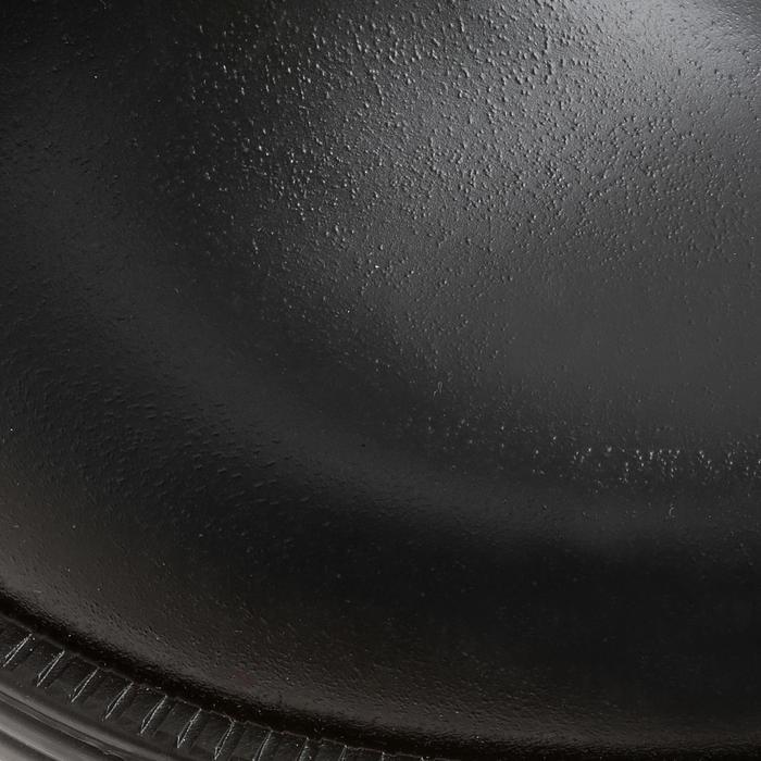 成人馬靴Schooling-黑色