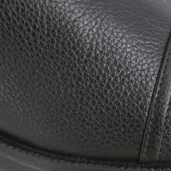 Warme ruiterlaarzen voor volwassenen JOAO kuitmaat M, zwart - 346884