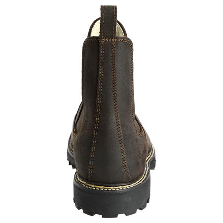 Sentier 900 Adult Horse Riding Boots - Brown