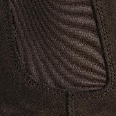 מגפי ג'ודפור לרכיבה Sentier למבוגרים - חום