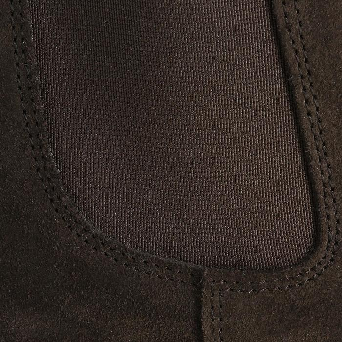 Boots équitation enfant SENTIER marron