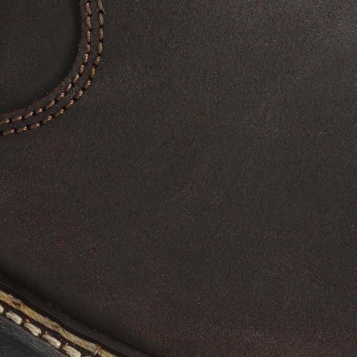 Botines equitación adulto SENTIER 900 marrón