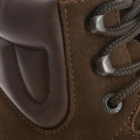 Sentier Top Adult Horse Riding Boots - Brown
