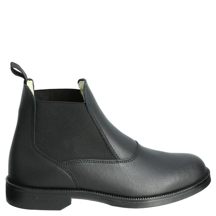Classic One Adult / Children's Horse Riding Jodhpur Boots - Black - 346955