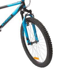 MTB Kinder 24 Zoll Rockrider 500 blau