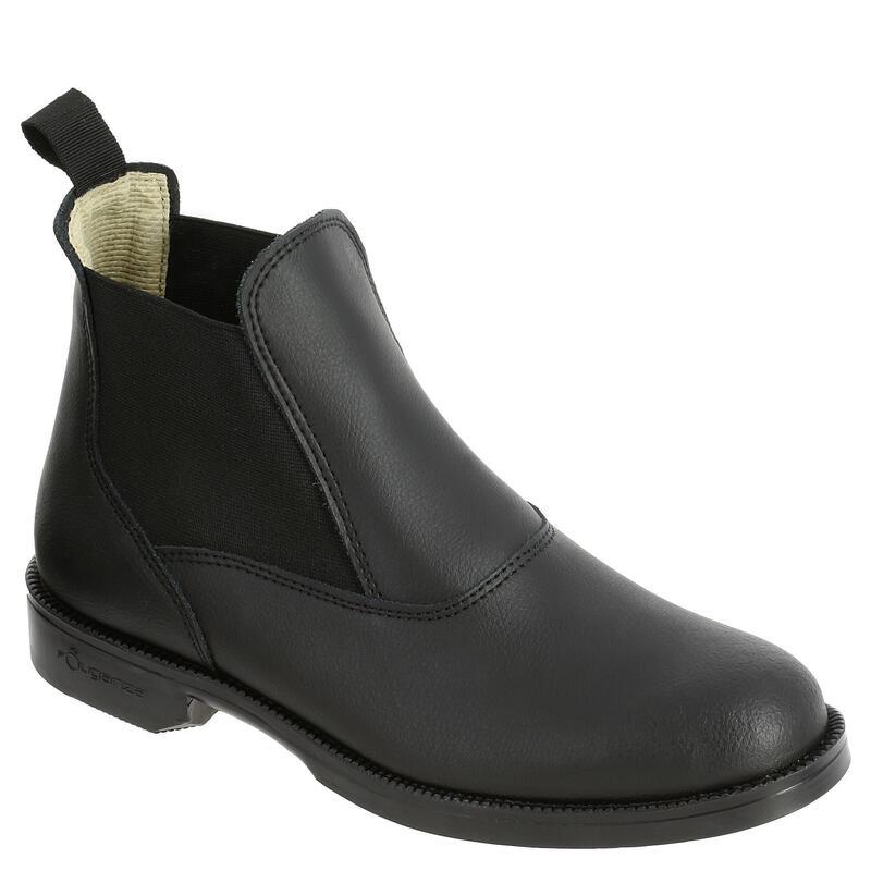 Boots Classic volwassenen ruitersport zwart - maat 46 tot 48