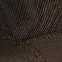 Leren jodhpurs voor volwassenen (maat 45 tot 48) CLASSIC bruin