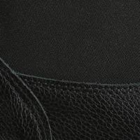Kids' Horse Riding Classic Leather Jodhpur Boots - Black