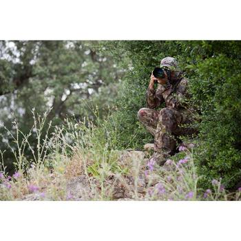 Jagdhose Steppe Actikam 100 Camouflage braun