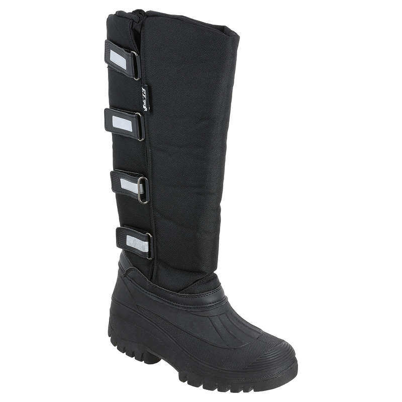 ADULT COLD WEATHER RIDING BOOTS - Warm Thermo-Stiefel Boots WALDHAUSEN
