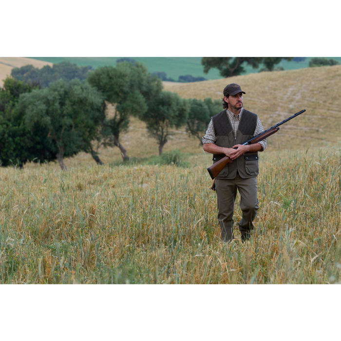 Gilet chasse STEPPE 500 - 347566