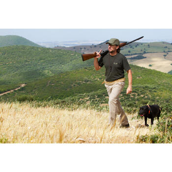 Tee shirt chasse SG100 manches courtes DSH - 347567