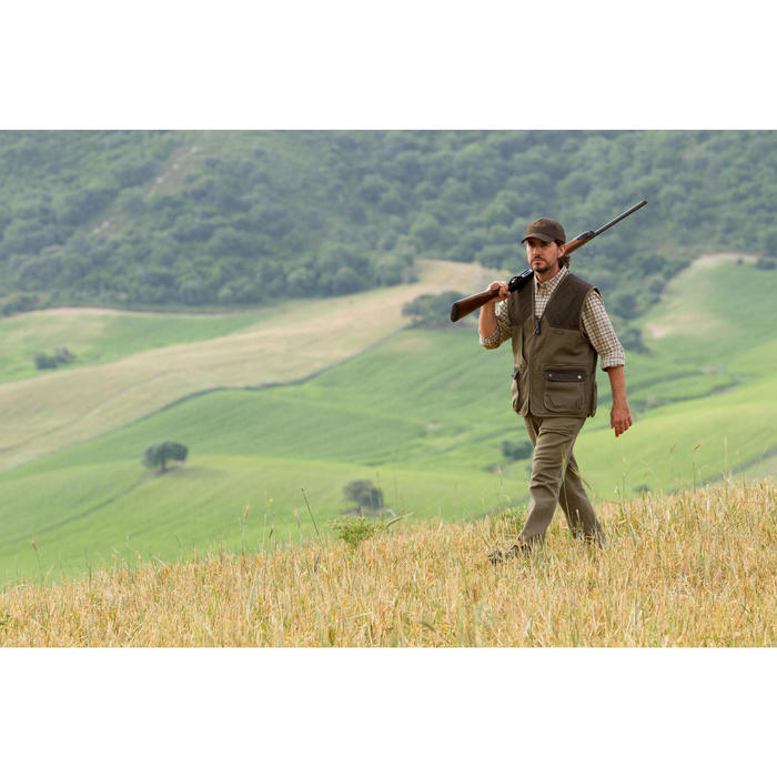Gilet chasse STEPPE 500 - 347570