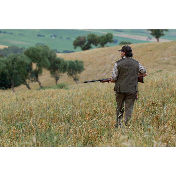 Gilet chasse STEPPE 500 - 347572