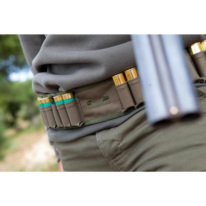 Cartouchière chasse tissu calibre 12 - 347667