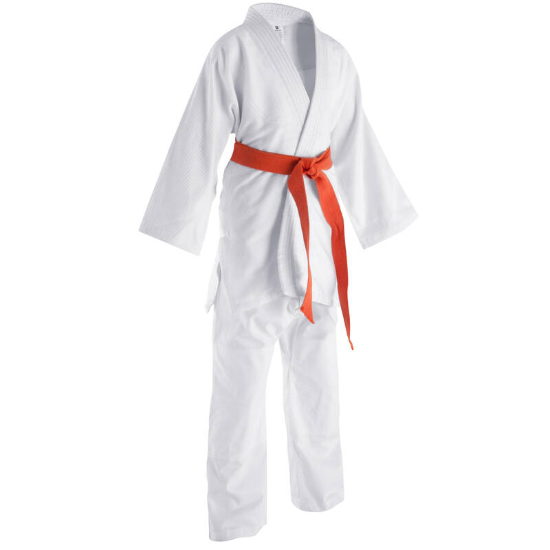 JUDO Judo, Aikido - DĚTSKÉ KIMONO HIROSAKI 350 OUTSHOCK - Judo, Aikido
