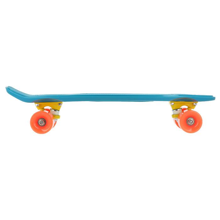 Cruiser Skateboard Yamba Corail, blau
