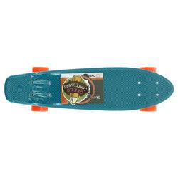 Cruiser skateboard Yamba blauw koraal - 348086