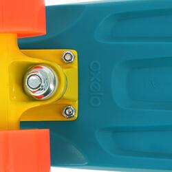 Cruiser skateboard Yamba blauw koraal - 348089