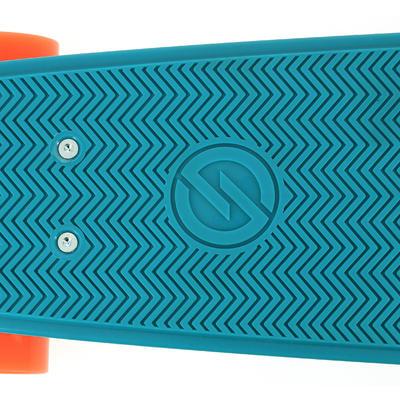 لوح التزلج OXELO CRUISER YAMBA - لون أزرق