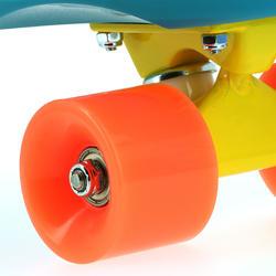 Cruiser skateboard Yamba blauw koraal - 348091