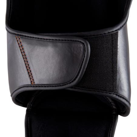Професійний боксерський захист гомілки та ступні для тренувань